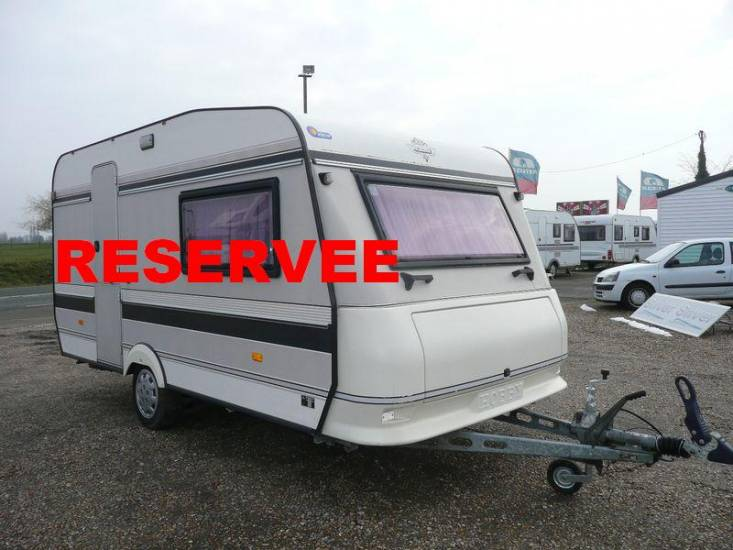vend caravane d 39 occasion hobby 425 de luxe prestige rouen boos 76 camping car mobilhome. Black Bedroom Furniture Sets. Home Design Ideas